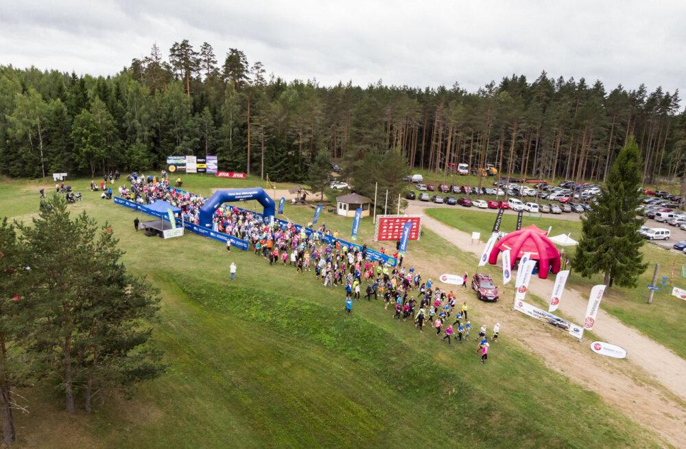 Elamusmaratoonarid on nüüdseks tiiru Maale peale teinud — Kõrvemaa etapiga on ette näidata üle 46 000 kilomeetri!