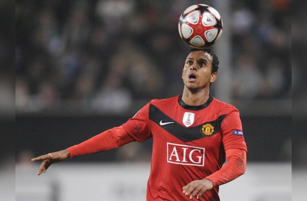 VIDEO: Manchester United lõi äärmiselt veidra värava