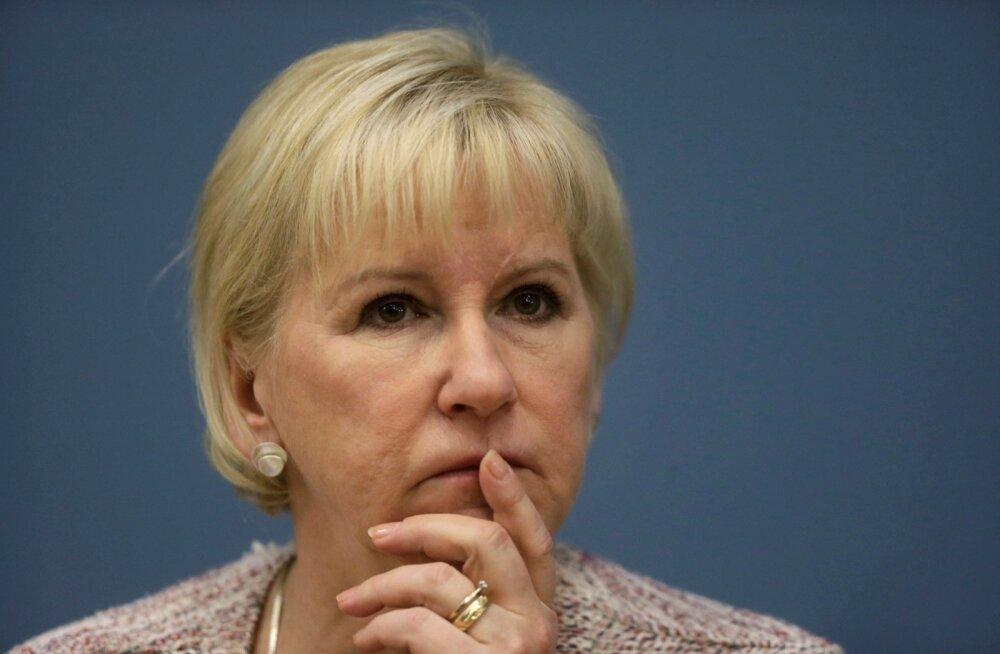 Venemaa hoiatas Rootsit NATO-ga liitumise eest, Rootsi kuulutas, et otsustab ise