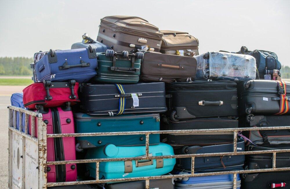 ВИДЕО: Туристка придумала чисто женский способ не платить за перевес в аэропорту. Но ее замысел все равно раскрыли