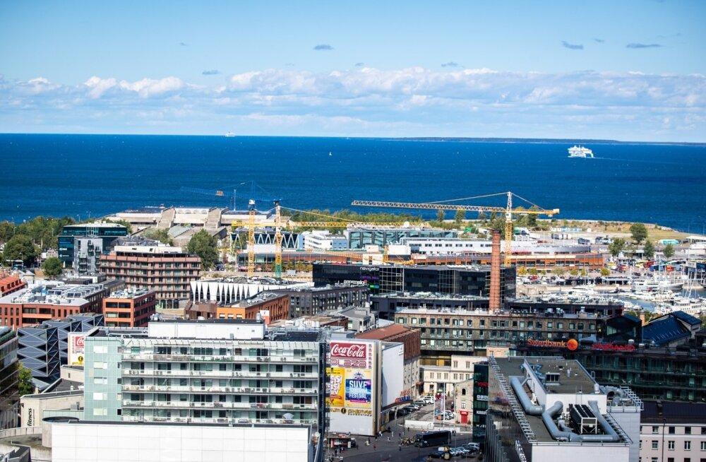 Tallinna-Helsingi tunnel suurendaks nõudlust uute korterite järele ja tõstaks hindu.