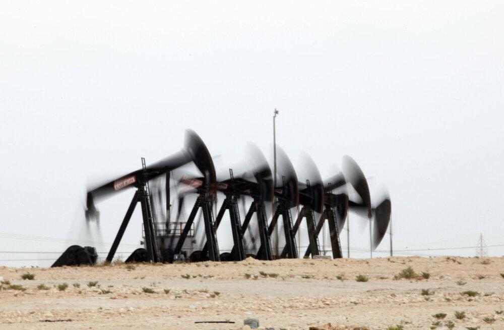 Lõppev aasta oli naftahinna rekordaasta