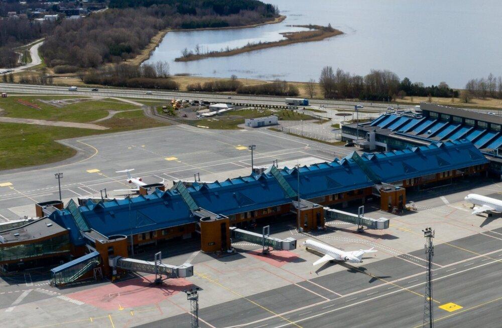 Прямые международные полеты из Таллинна активно возобновляются