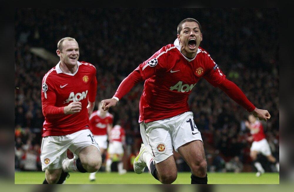 Rooney ja Hernandez