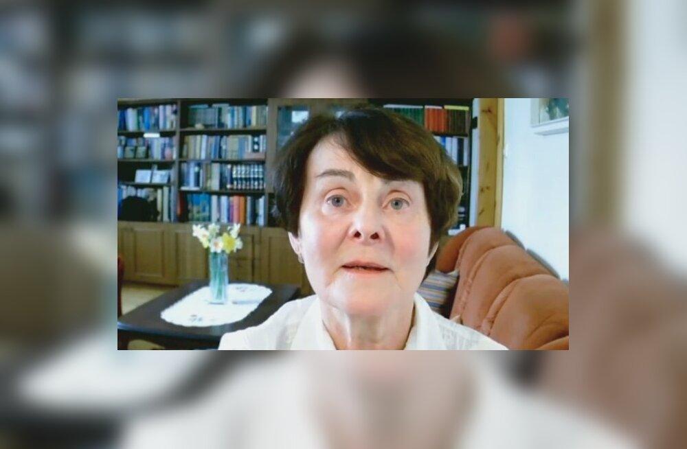 Liia Hänni: oma otsustes vaba naine teeb otsuse emaks saada ka ilma riigi tellimuseta