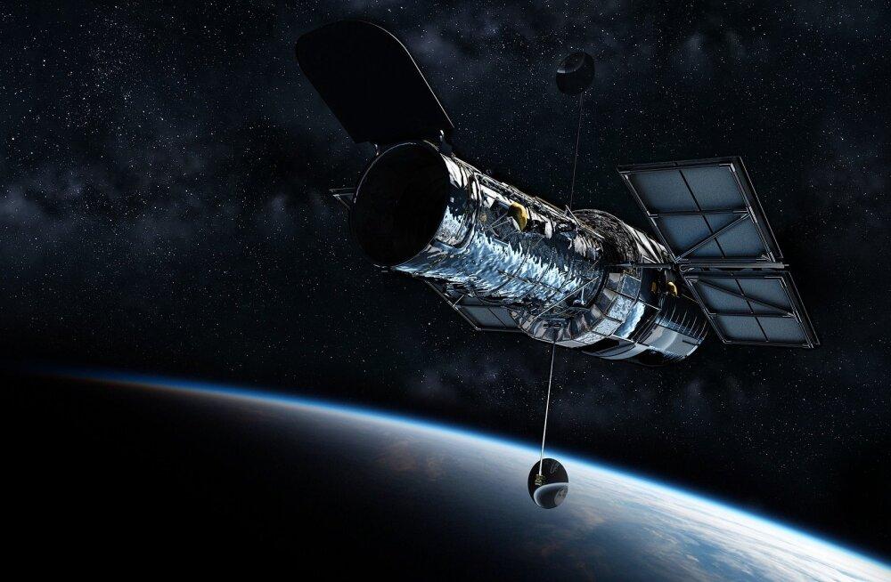 Bitcoini abistab kosmoses uus satelliit