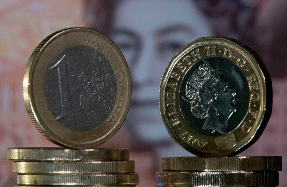 Briti nael ja euro.