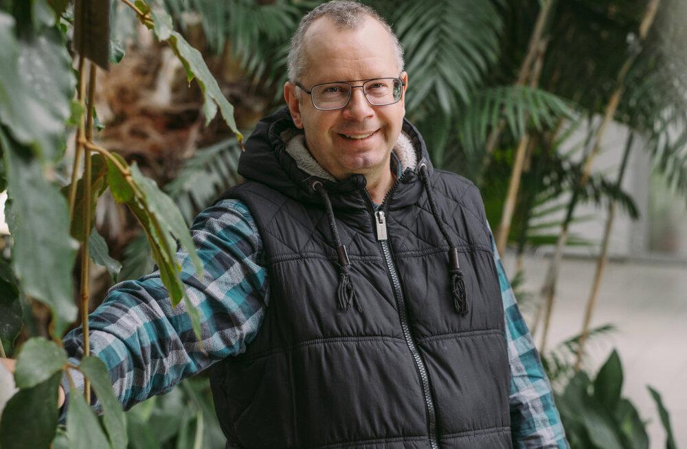 Eesti tuntuim palmiteadlane Urmas Laansoo: Euroopa toidulaud on muu maailmaga võrreldes kurvastavalt väike