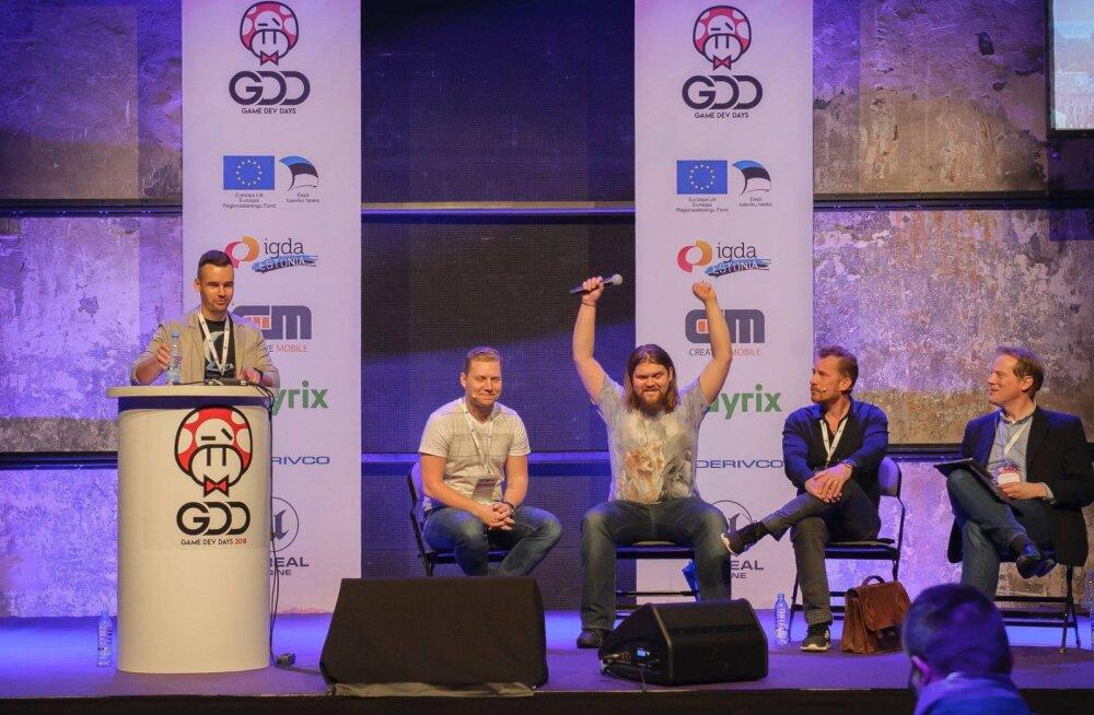 600 maailma mänguarendajat koguneb Tallinnasse