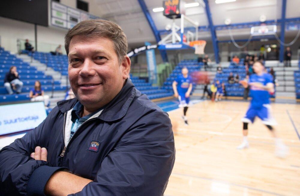 Korvpall Kalev Cramo vs Pärnu Sadam