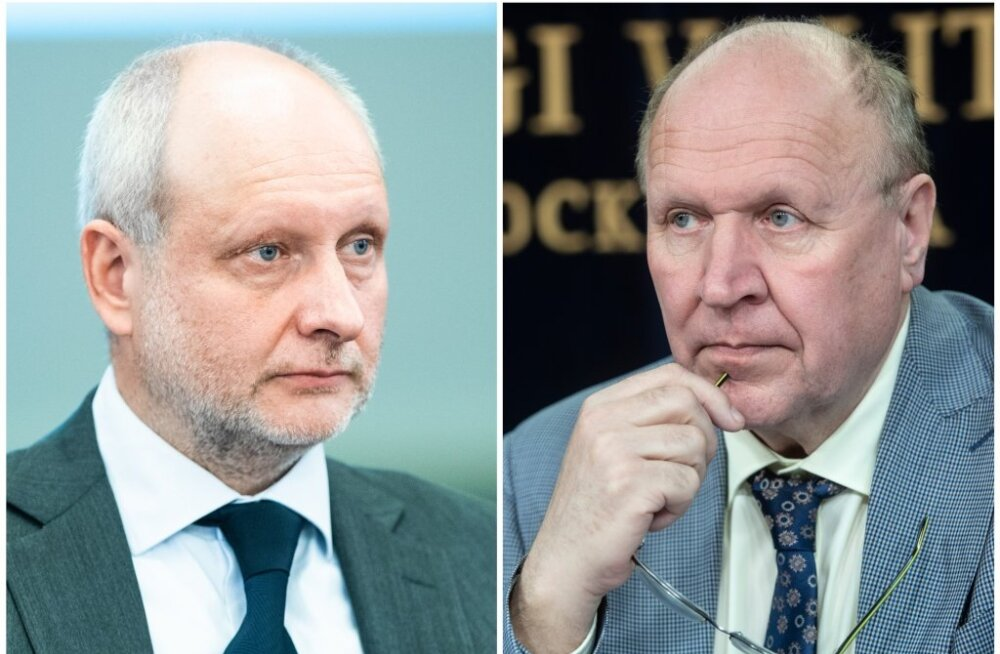 Вице-канцлер МИД Эстонии: Март Хельме сравнивает Евросоюз с Советским Союзом
