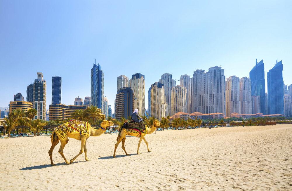 Unistuste sihtkoht | Dubai – linn kui kõrbemiraaž