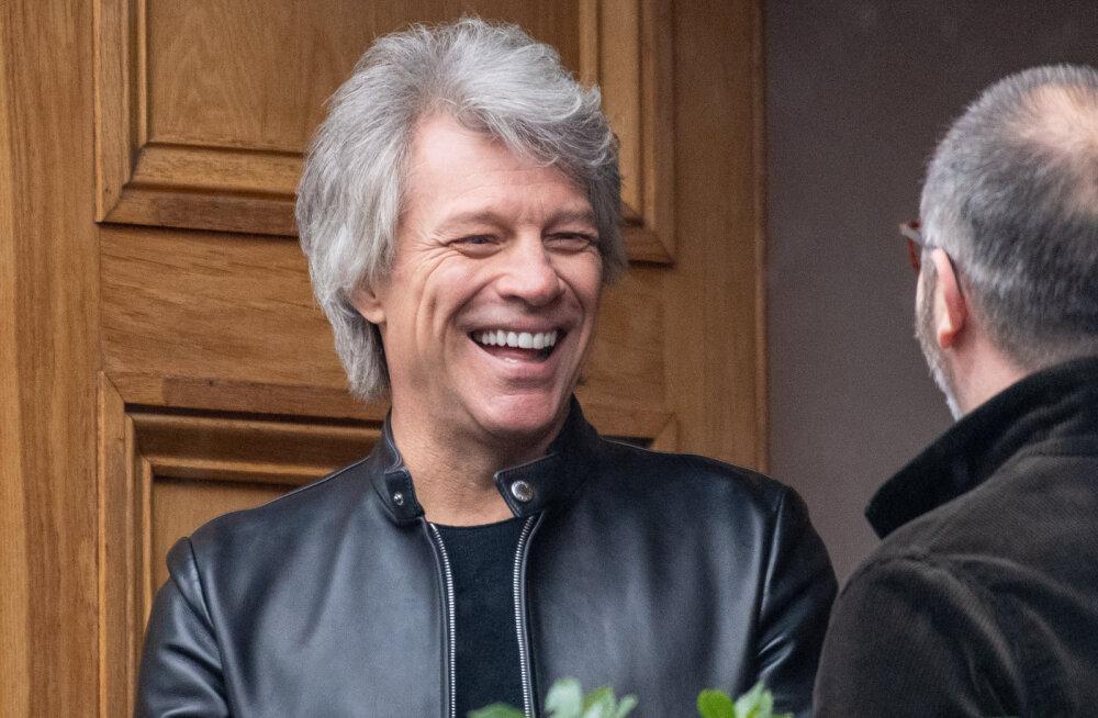 Jon Bon Jovi kutsub üles üheskoos laulu kirjutama