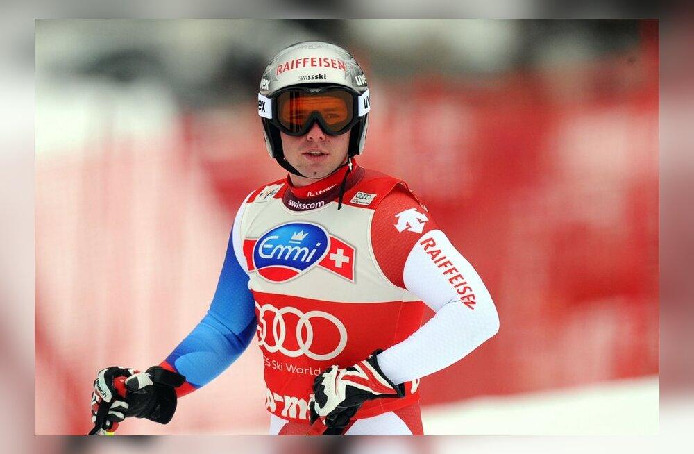 Šveitsi mäesuusaäss peab vigastuse tõttu terve hooaja vahele jätma