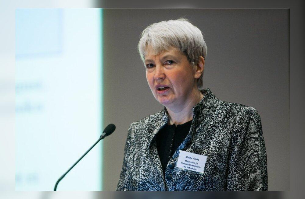 MKM-i kantsler Marika Priske