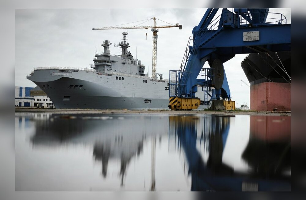FRANCE-RUSSIA-DEFENCE-INDUSTRY