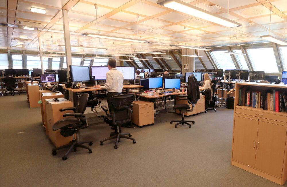 Norra riiklik pensionifond kasvas triljoni dollarini. Valitsemistasu on 0,02%