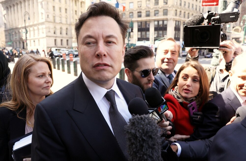 Elon Musk 22. mail