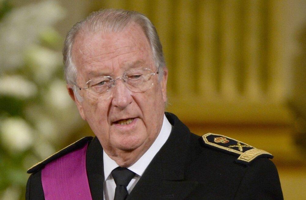 Belgia troonist loobunud kuningas Albert II peab andma DNA proovi võimaliku isaduse tuvastamiseks