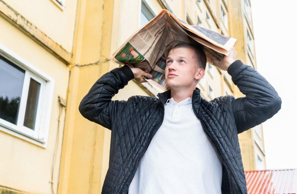 Tartu Ülikooli Pärnu Kolledžis õppiv René-Richard Krause elas Pärnus ühetoalises korteris, aga andis selle suveks ära. Nüüd otsib Krause uut katusealust sõbraga kahepeale.