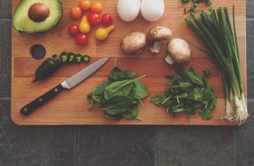 Säästa raha ja närve   Head nõuanded, kuidas igapäevast toiduvalmistamist ka ise nautima õppida