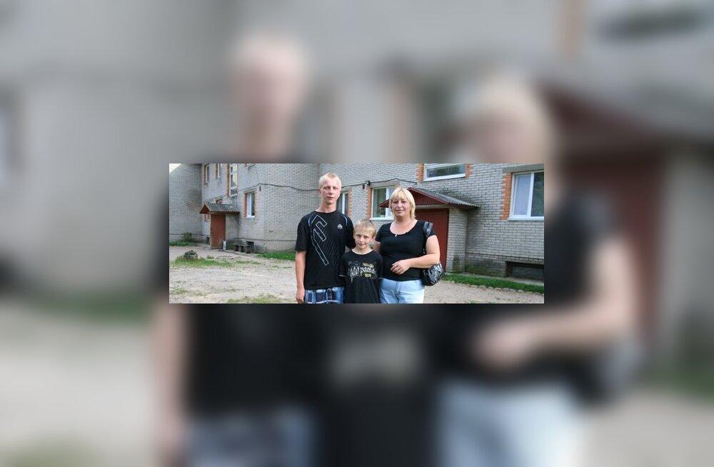 TÄNA ÕHTUL: vahetusse lähevad üksikvanem ja kolme lapse ema