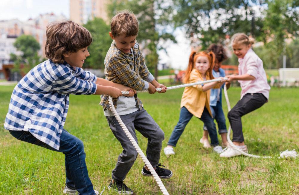 Viis soovitust lapsevanemale, kuidas oma lapsed liikuma saada