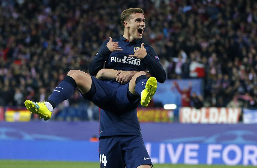 MILLINE DRAAMA! Tiitlikaitsja Barcelona kaotas 0:2 ja langes Meistrite liiga konkurentsist