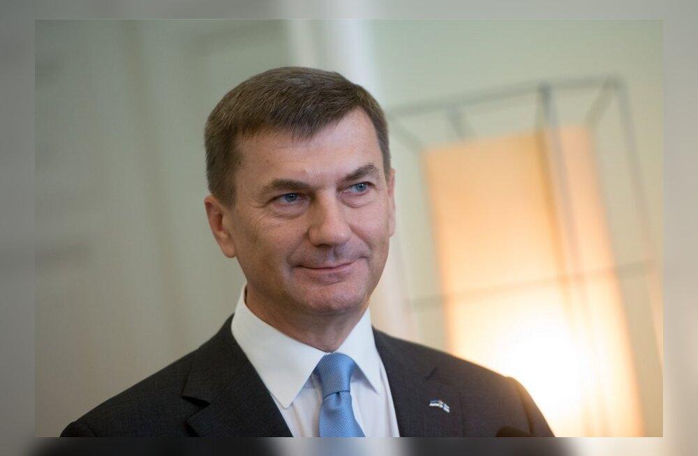 Ansip Reutersile: Eesti on valmis aitama Kreekat kolmanda abipaketiga ja abistama ka teisi hädas riike