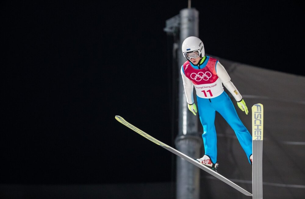 PyeongChang2018 Meeste suusahüpete kvalifikatsioon