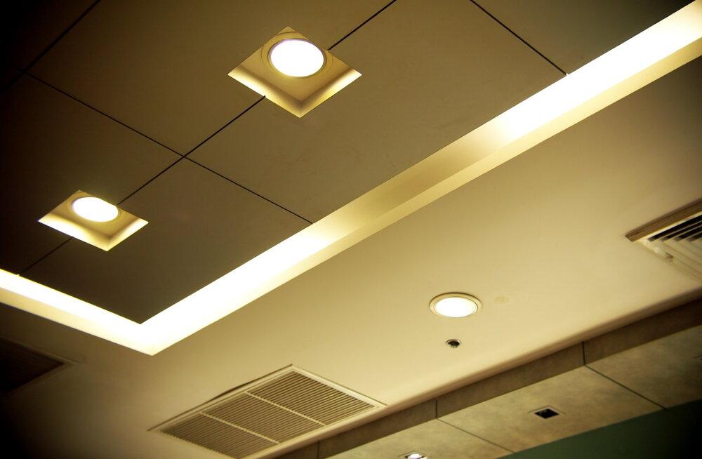 Kuidas valida süvistatavaid valgusteid lakke, seina ja põrandale? Tea süvisvalgustite olulisi paigaldusreegleid