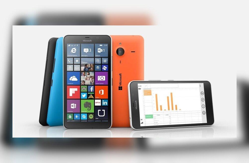 TEST: Lumia tahveltelefon 640 XL – soodne ja hea telefon ärikasutajale