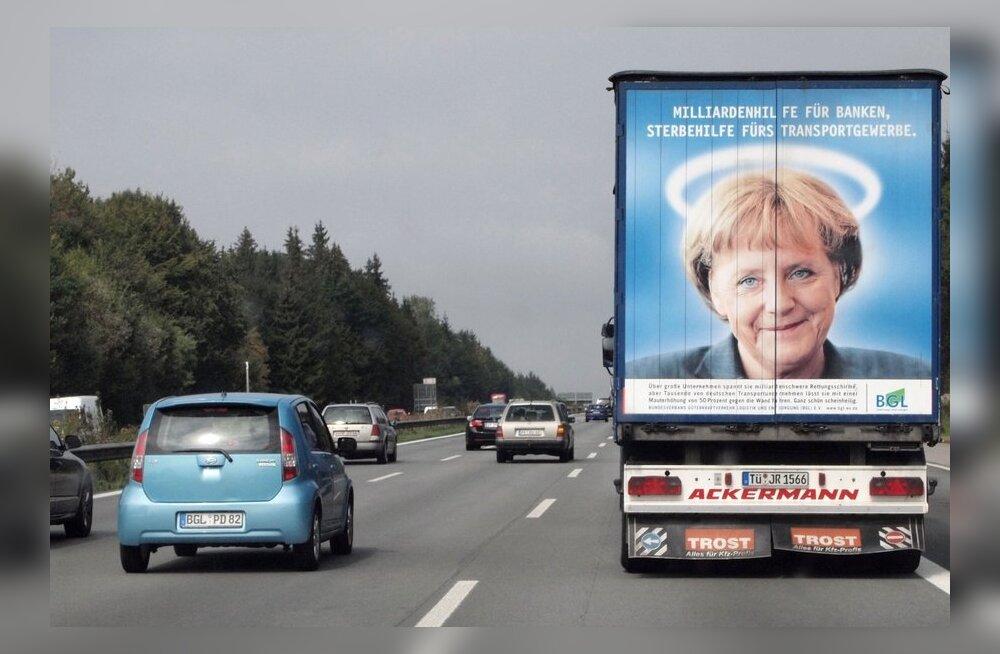 Saksamaa <em>Autobahn</em>'id tähistavad 80. sünnipäeva