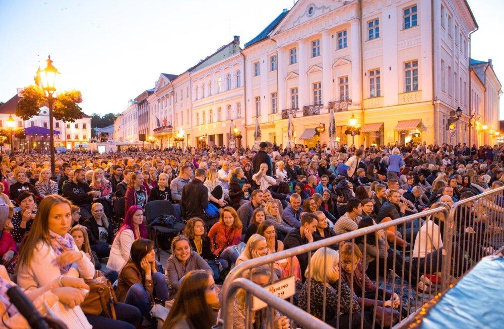 Armastusfilmide festivali TARTUFF avamine 2015