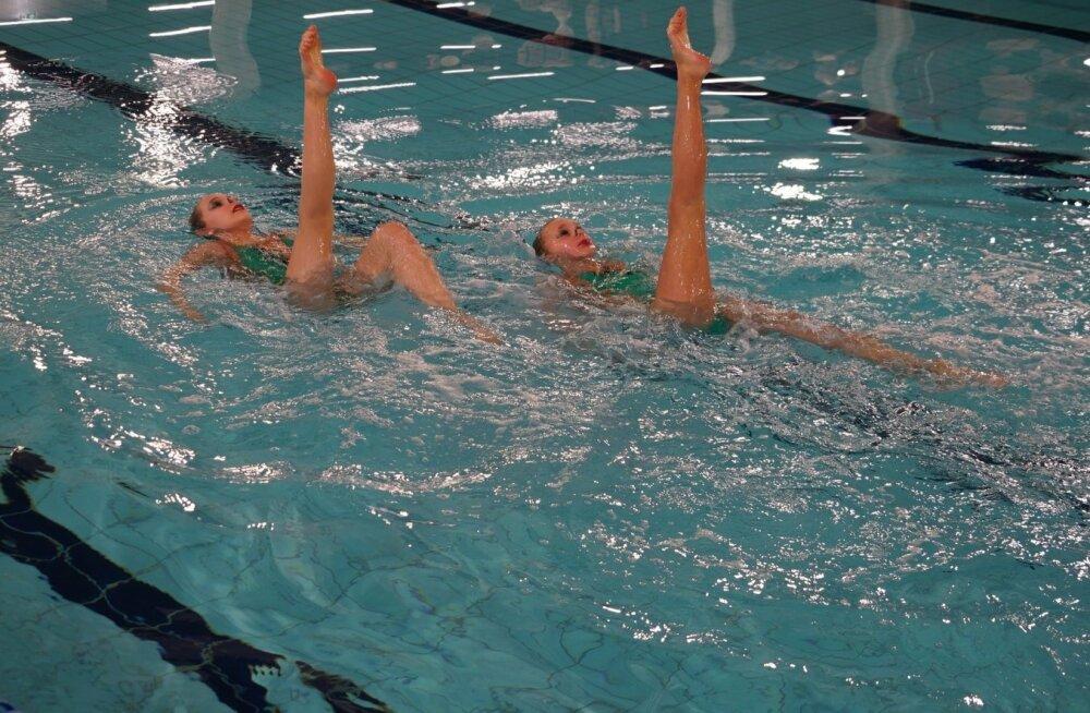 В Кохтла-Ярве через два года появится новый бассейн