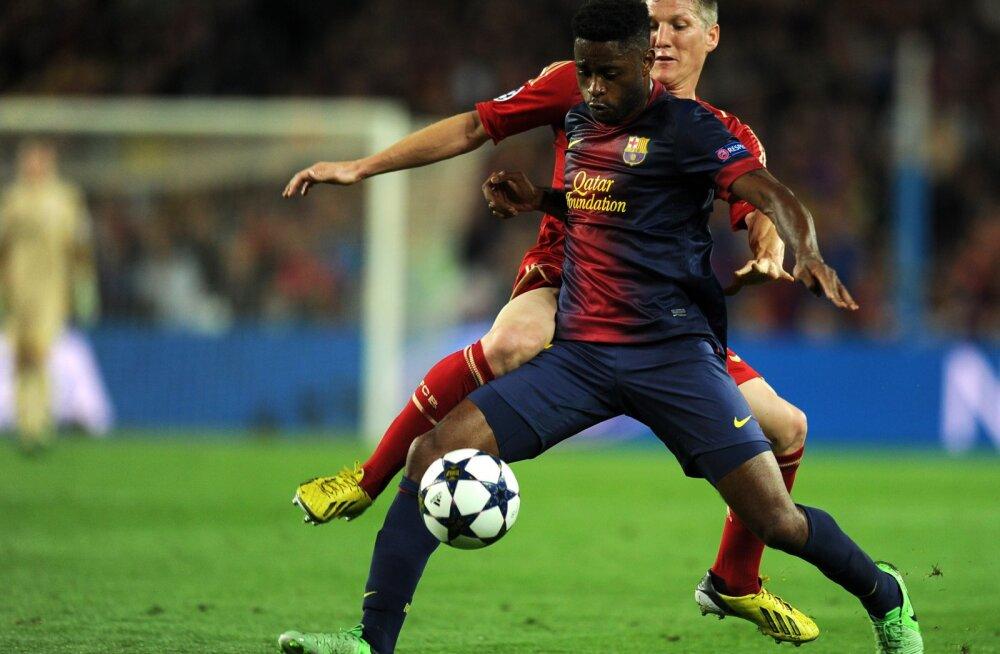 Endise Barcelona mängija aus ülestunnistus: mind ei huvitanud mänguaeg, sest teadsin, et saan miljonäriks