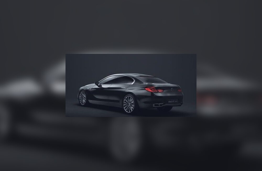 BMW Grand Coupe Concept