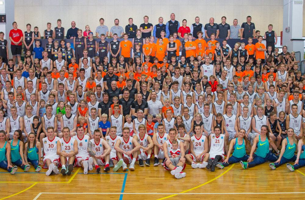 TTÜ Korvpallikooli noored teevad tegusid Euroopa korvpalliväljakutel