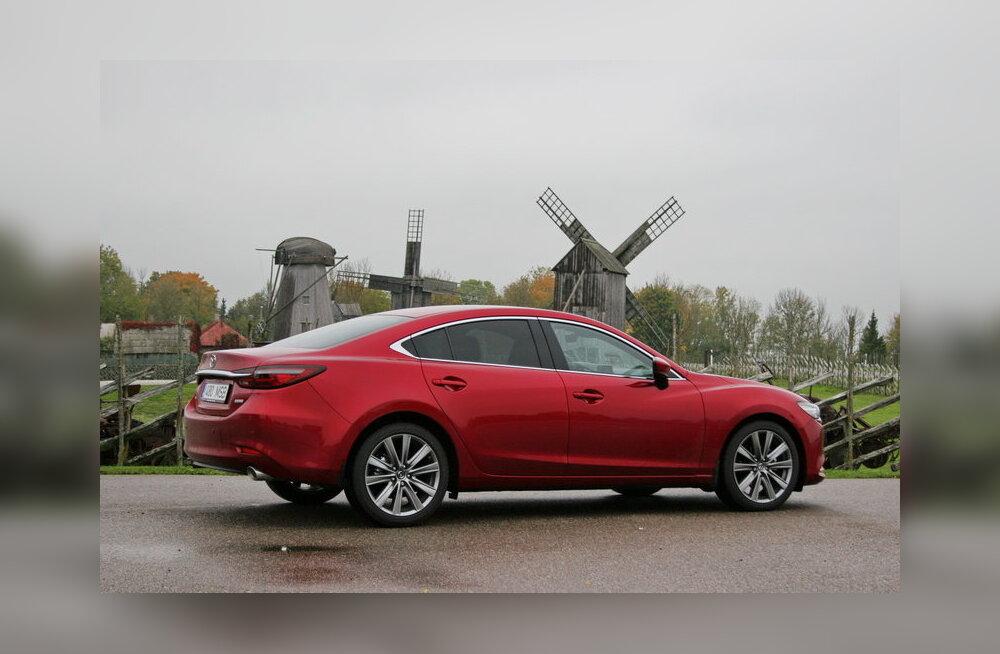 Proovisõit | Mazda6: hei hopsti!