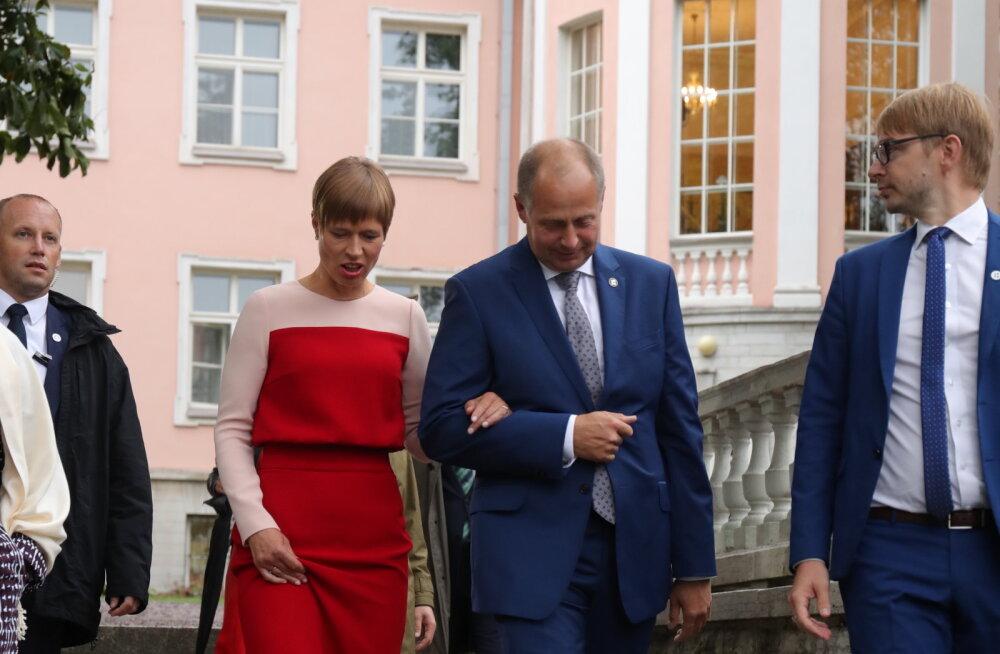Anne & Stiili moetoimetaja Karolin Kuusik: president tegi rõivastuses 10 punkti väärt valiku!