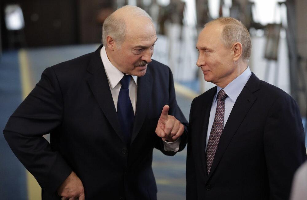 """Лукашенко назвал Калининград """"своей областью"""", но порадовался, что ее не отдали Белоруссии"""
