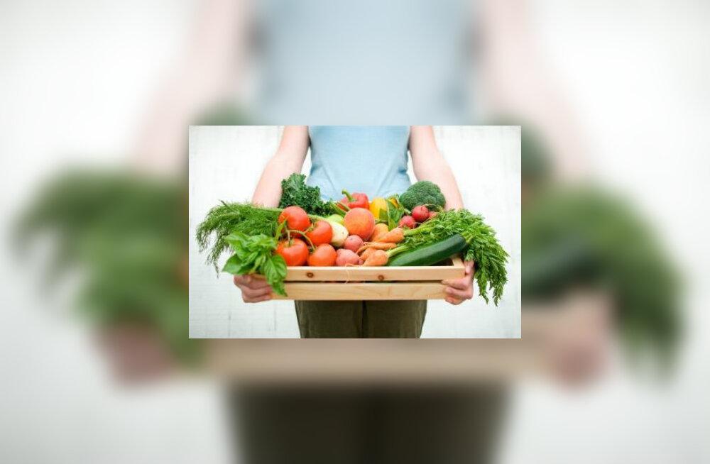 Milliste toitudega vähki näljutada?