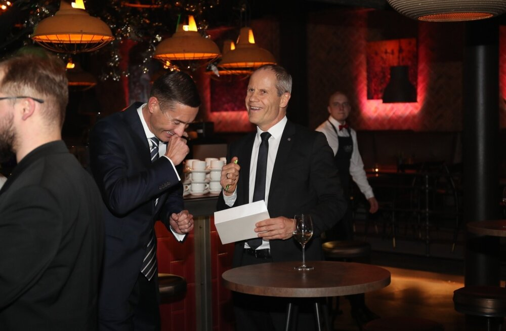 FOTOD | Eesti noppis Balti börsiauhindade galal palju tiitleid! Vaata, kes ärieliidist tulid üritusele