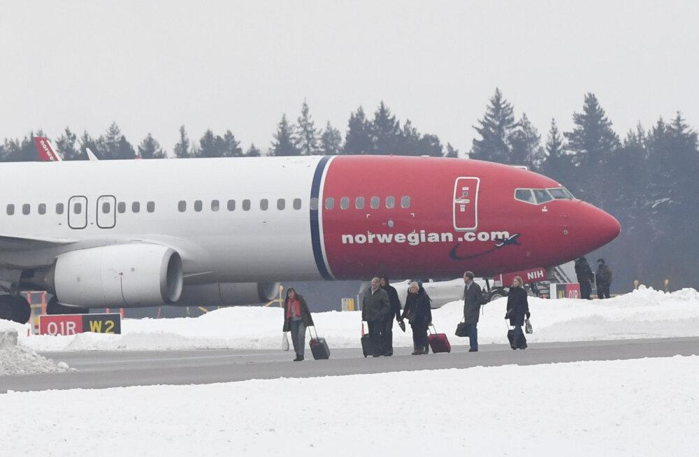Lennufirma Norwegian: me saadame kogu arve lennukeelu eest Boeingule