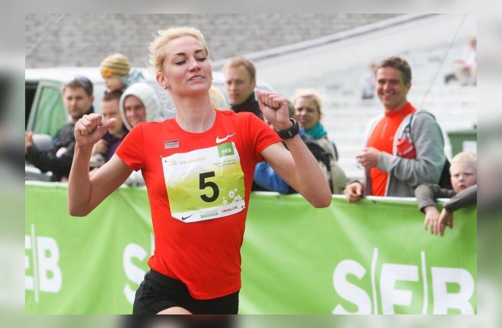 SEB Maijooks 2013, Liina Tšernov