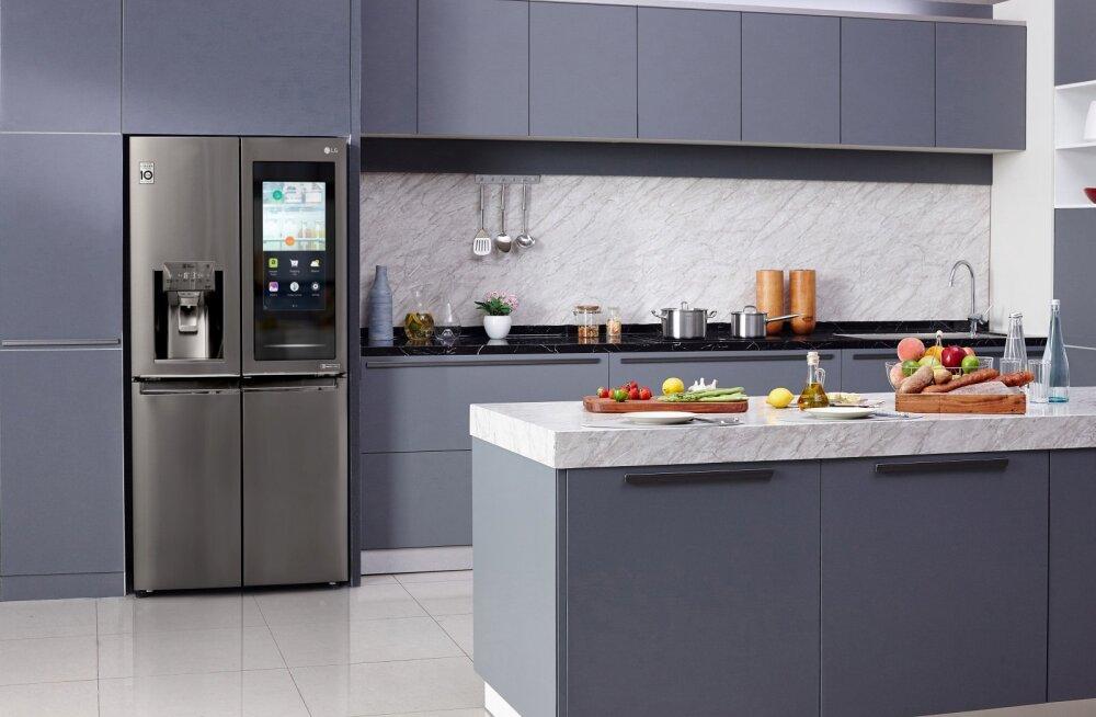 Uued külmkapid hoiavad toidul silma peal ja soovitavad, mida süüa teha