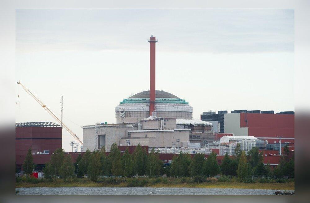 Soome Olkiluoto uus tuumajaam on juba kallim kui ükski pilvelõhkuja