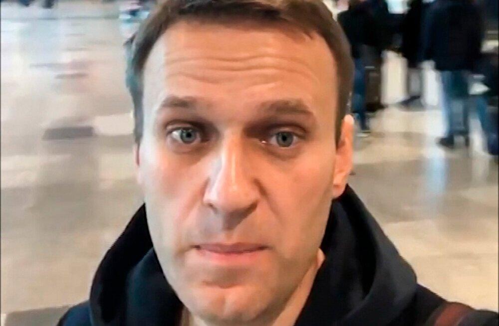 Aleksei Navalnõi teatas, et tal on keelatud Venemaalt lahkuda