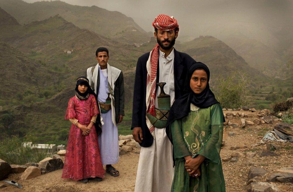 Lapsabielud Jeemenis