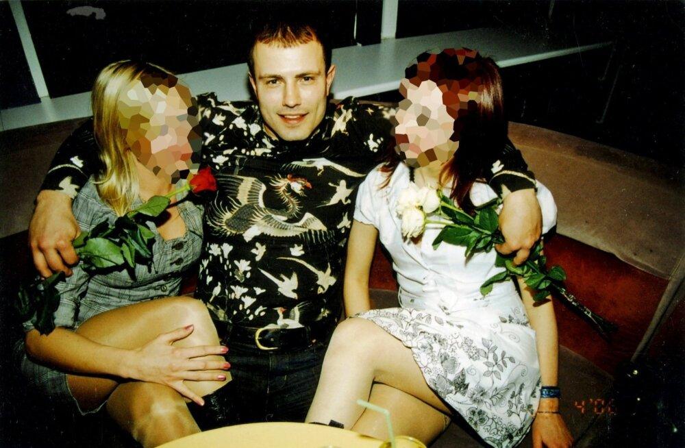 Любовь к Эстонии и 300 подружек: кем был убитый в ночном клубе Poseidon член Кемеровской группировки Лаури Меримаа aka Лаврентий Палыч?